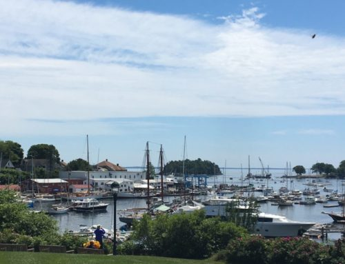 Four Days (and more) in Camden, Maine.