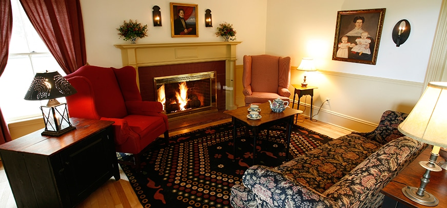 Romantic Mid-Coast Maine Bed & Breakfast