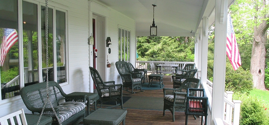New England Bed & Breakfast